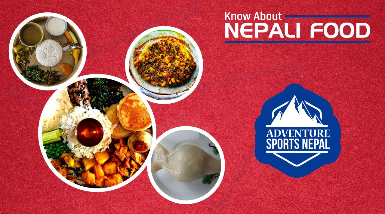 Know about Nepali Food