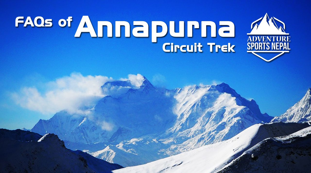 FAQs of Annapurna Circuit Trek